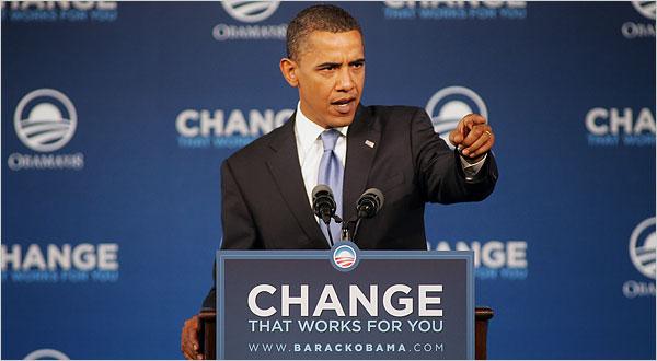 奥巴马打造个人品牌的四大黄金法则 - 弼马温 - 弼马温的花果山