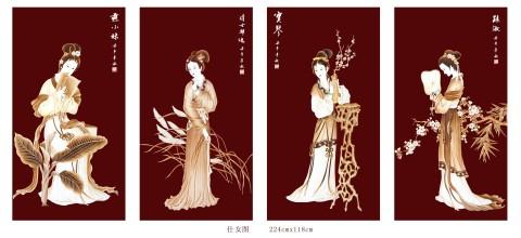 麦草画系列之三 - 蒲公英 - pugongying999 的博客