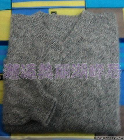 豆豆的结子线毛衣(完工^_^) - 湖畔居 - 湖畔居的博客