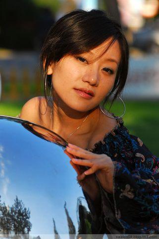 【原创】798里拍靓女(之之) - caidan58 - 资深摄影师陆岩的博客
