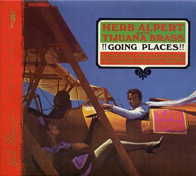 铜管乐团Herb Alpert  The Tijuana Brass 1965年专辑《Going Places》 - kklaodai - kklaodai的博客