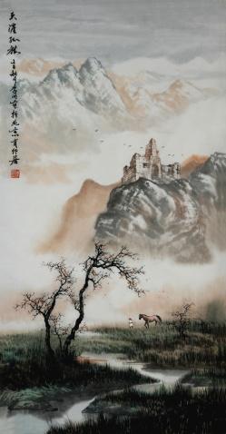 七夕(原创图文) - 砚冬 - 砚冬的博客(内容均为原创)