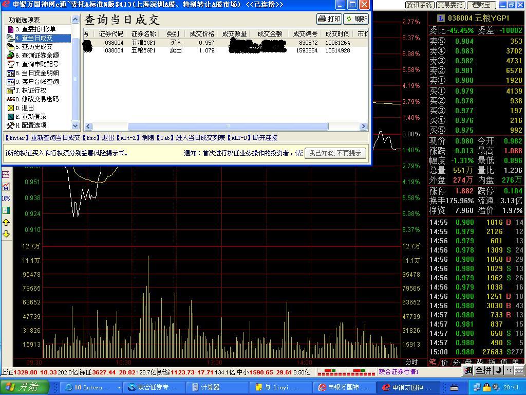 争取八年一个亿----股坛教主10万元实盘帖(开局暨2006/4战况) - 股坛教主 - gutanjiaozhu的个人主页