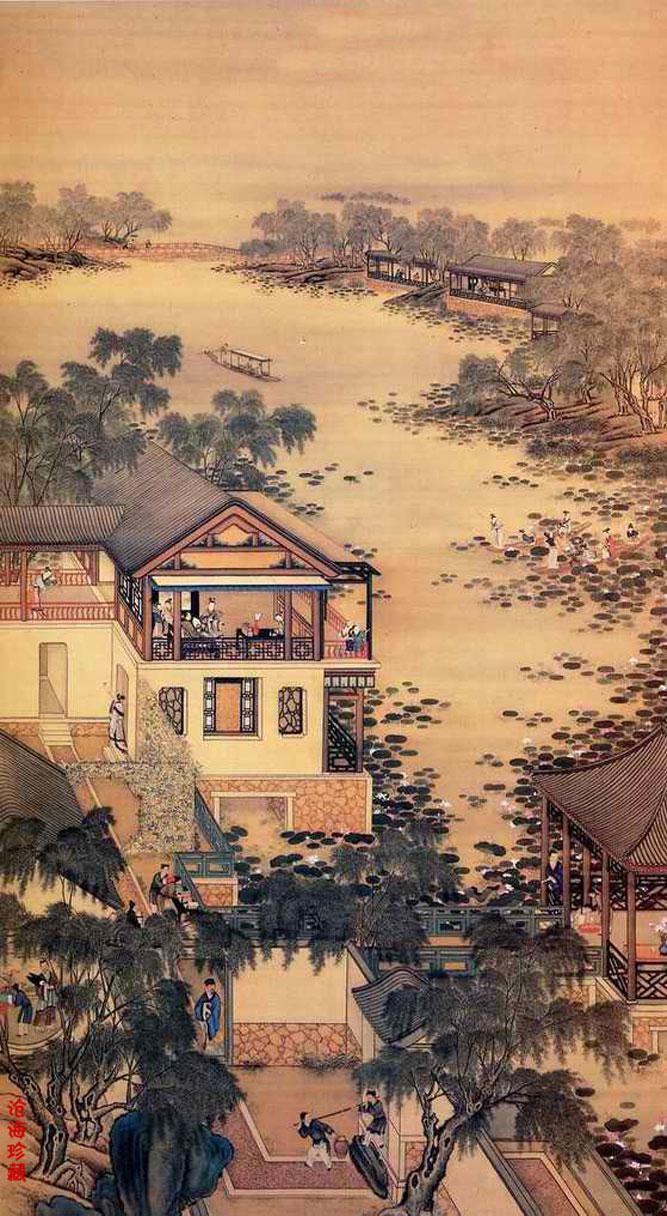 (绝版)国画珍藏 - 大雪无痕 - 雪源(大雪无痕)的主页