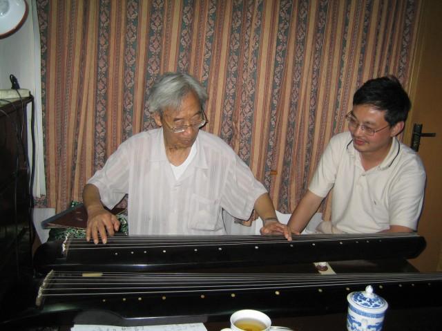 古琴艺术的文化个性 - wangzhengguqin - 王政的古琴博客