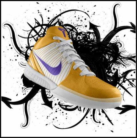 以一敌百 Nike Zoom Kobe IV iD - FreshBoy - FreshBoys Park