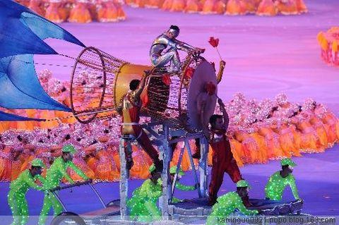 【收藏】闭幕式呈现激情时刻(2008年8月24日) - 吴山狗崽 - 吴山狗崽 欢迎你