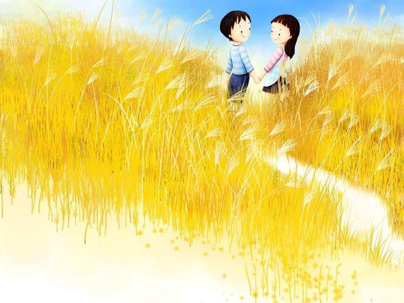 爱情装饰着人类历史的天空(原创散文) - 高山流水 - 高山流水