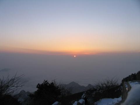 泰山观日出 - 紫衫龙王 - 独自徘徊的博客