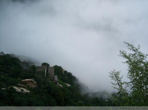 中国名山---华山之险峻 - runze118 - runze118