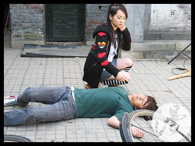 《离歌Ⅱ》大片拍摄花絮 - 饶雪漫 - 饶雪漫博客