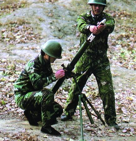 中越战争记忆之 : 我是迫击炮一炮手【原创】 - 54261部队 - 五四二六一部队的博客