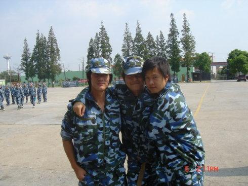 十天的军营生活 - 蒲巴甲 - 蒲巴甲的博客