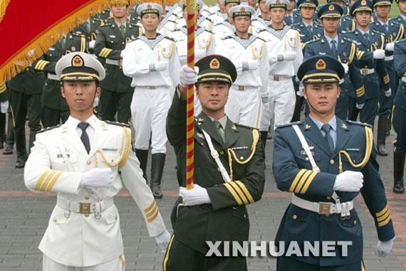 ┈━═╬ 【中国人的军姿无敌啊!身为中国人的自豪】╬═━┈ - mfx6158 - mfx6158的博客