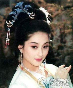 歌妓出身的张丽华后来做了是南朝陈后主的贵妃