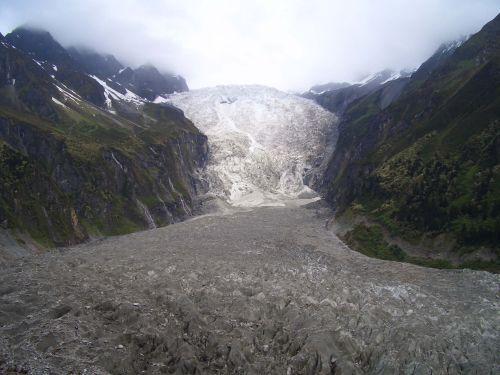海螺沟冰川 - 西樱 - 走马观景