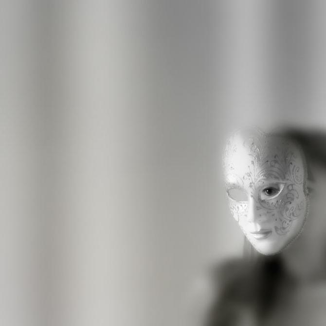 面具与心具 - 一阵风 - 一阵风