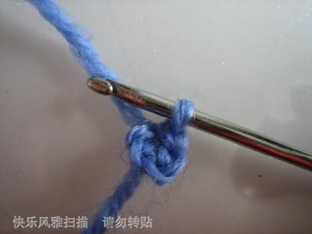 椅子腿套的钩法 - 梅兰竹菊 - 梅兰竹菊的博客