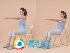 冬季最适合OL办公椅塑身操 - 秀体瘦身 - 秀体瘦身的博客