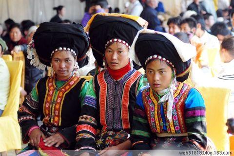 西昌市2009年藏历新年团拜会拾零 - 王老师 - 尔苏藏族文化