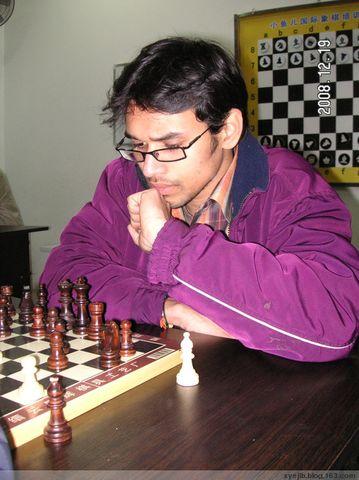 08-09年度小鱼儿国际象棋乙级联赛A组第二轮 - 南通小鱼儿--二附国际象棋培训基地 - 二附国际象棋--小鱼儿的博客