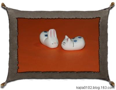 [原创]美丽的礼物 - Kajia - 脚印一点点