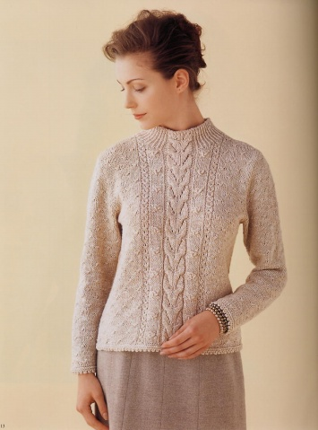 找到原版的--謝謝白鬱金香 - Daphne - 爱编织Crochet Knitting