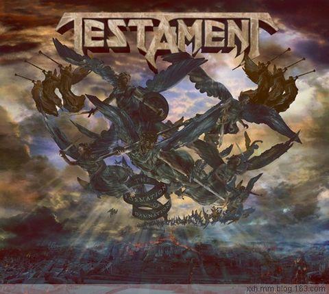 Testamen - The Formation Of Damnation 2008 - Neverever - 傻逼乐园