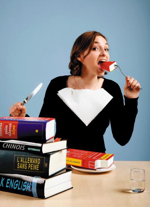 用最好的办法学外语 (节选) - 新发现 - 《新发现》杂志官方博客