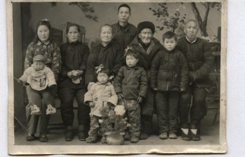 """我当兵时和与家人的几张照片 我的回忆 - 速记天地 - 速记天地是 宣传""""手写速记"""" 的阵地"""