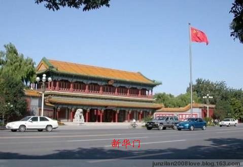 中国最神秘的地方 - 长城 - 长城的博客http://jsxhscc.