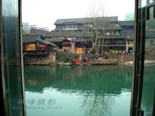 【原创图片】凤凰城 - 沱江泛舟(1/2) - 珠峰 - 插上飞翔的翅膀