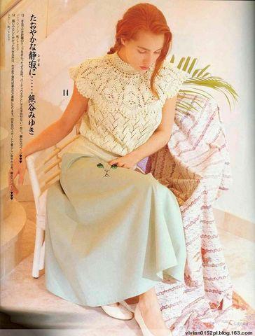 美衣-擇自 毛系1989夏 - 酷愛編織的猫 - 猫公館