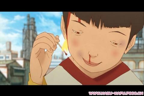 这里是地球星日本国白队员,请回答 - Haku.丼 - 业火