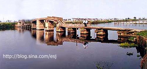 绍兴古桥.绍兴县柯桥街道古桥遗存共26座(转) - 河山 - 河 山 de boke