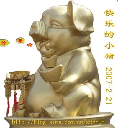 快乐的小猪 - 太阳轮 - li-yimin的博客