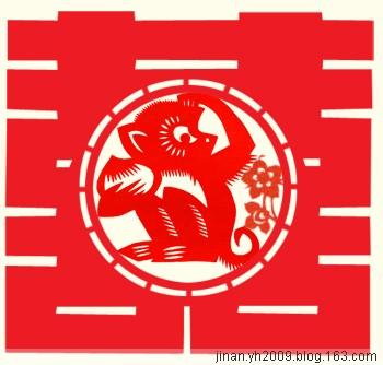喜字剪纸-十二属相 - jinan.yh2009 - 数码后期设计小空间