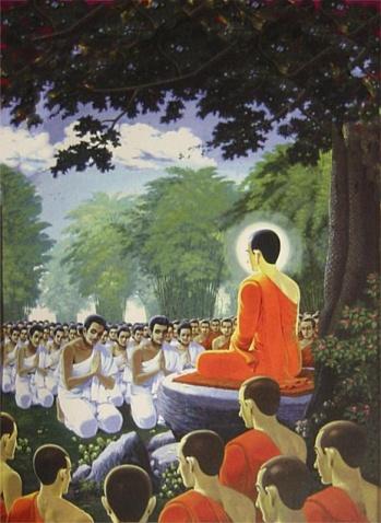 (整理)佛陀不回答的十个问题(图) - 忧吾国民 - 心灵家园