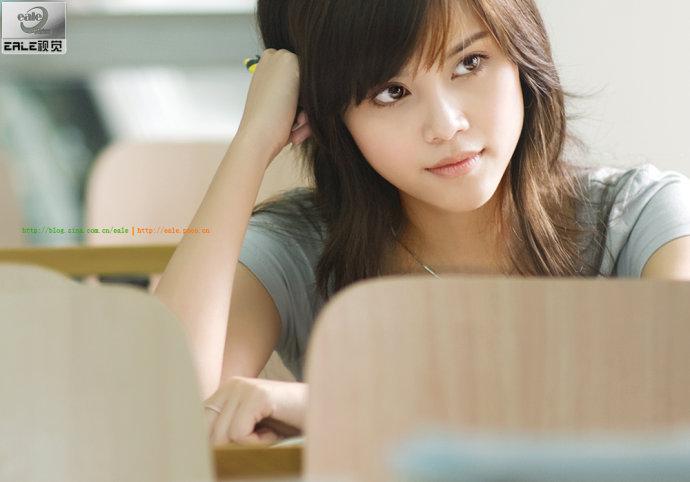 校园恋歌系列一-偶遇(夏可) - ealemailbox - ealemailbox的博客