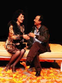 话剧《谈谈情,说说谎》之观感D ―― 演员篇,20070504