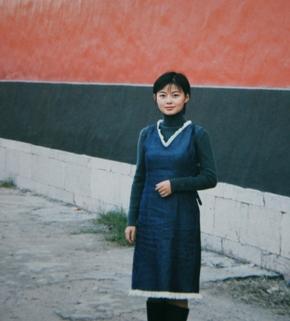 我的大学时代短发照片 - cuimanli - 崔曼莉(京城洛神)