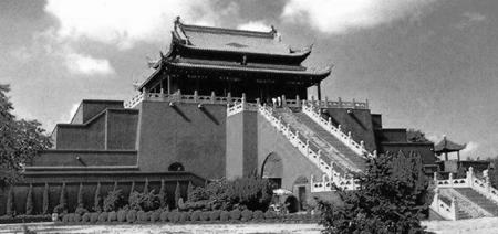 古驿聊斋(92):大梁水驿望禹王台