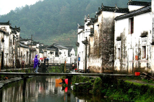 中国最迷人的八个小镇 - 临窗悟轩 - 临窗悟轩的博客