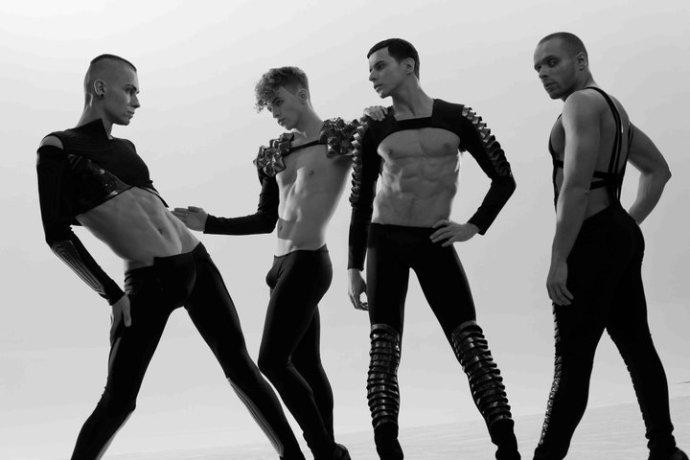 妖艳乌克兰男团组合KAZAKY - bebecoco - bebecoco的博客