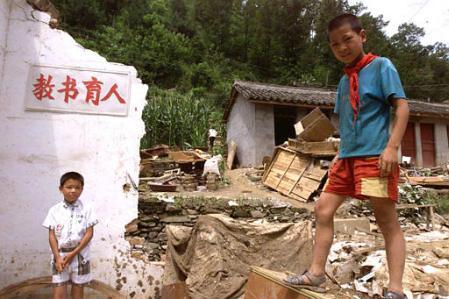 会哭的孩子有奶吃:中国社会写真 - 黑客老鹰 - 我是老鹰的博客