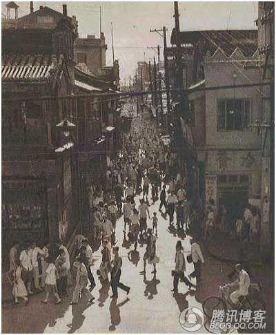 80年代各大城市经典老照片 北京,上海篇 曹译文 曹译文 的博