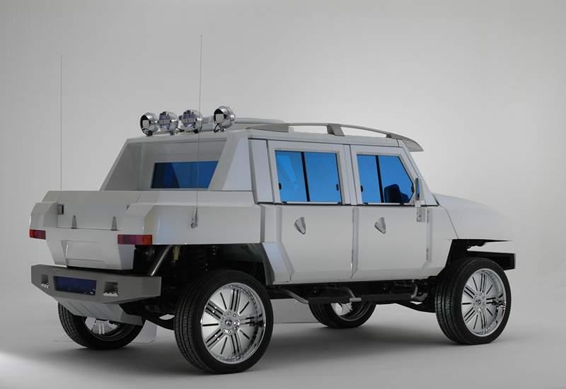 Fiat版 悍马! - 天下无霜 - 我的博客