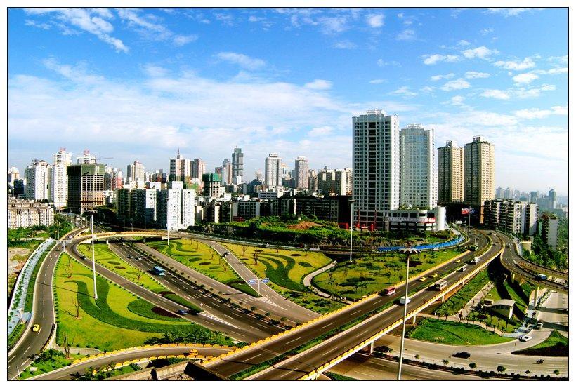 美丽的山城:重庆  - ming - 星晨乐园