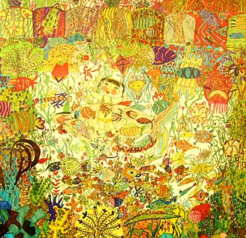关于秋收的儿童画