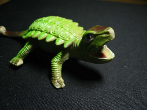 新年  恐龙 - 寸土 - 牛年快乐